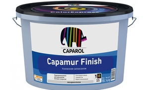 CAPAROL Capamur Finish