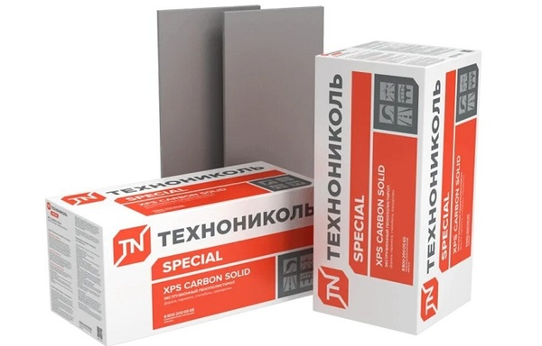 Технониколь  XPS CARBON SOLID 500
